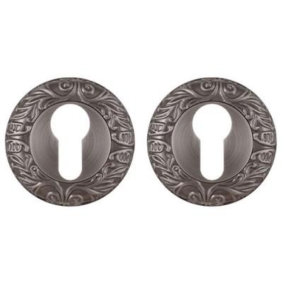 Декоративная накладка Fuaro ET SM AS-3 античное серебро