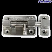 Шпингалет Palermo C-646-L SN матовый никель