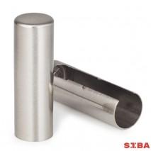 Колпачки Siba A333 SN матовый никель