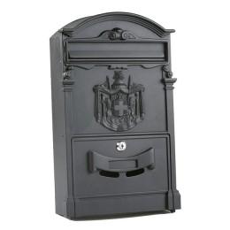 Почтовый ящик Amig МОД.4 Герб Черный