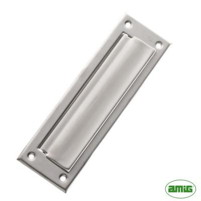 Заслонка для писем Amig mod.1 254 x 73 mm нержавеющая сталь