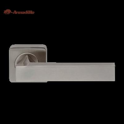 Дверные ручки Armadillo Corsica SQ003-21 SN-3 матовый никель