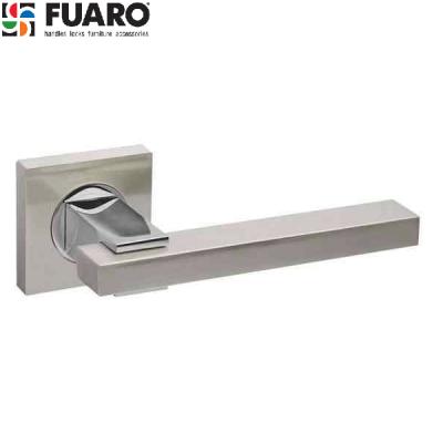 Дверные ручки Fuaro Blues KM SN/CP-3