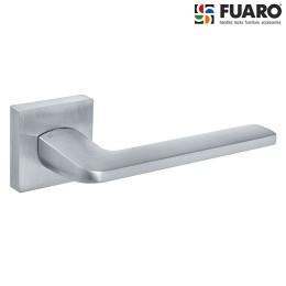 Дверные ручки Fuaro Flow DM SSC-16 сатин