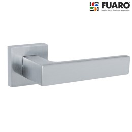 Дверные ручки Fuaro Straight DM SSC-16 сатин