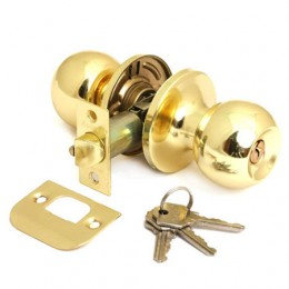 Дверные ручки Аверс 6072-01 G (золото)