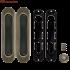 Ручки для раздвижных дверей Armadillo SH010 AB