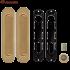 Ручки для раздвижных дверей Armadillo SH010 SG