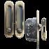 Ручки для раздвижных дверей Siba S223 AB бронза