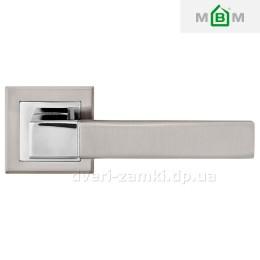 Дверные ручки MVM A-2004 SN/CP