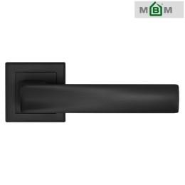 Дверные ручки Linde A-2010 BL черные