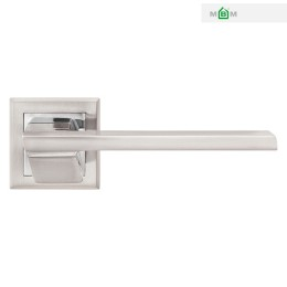 Дверные ручки MVM CITY Z-1324 SN/CP