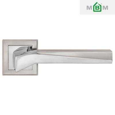Дверные ручки MVM NEO SN/CP Z-1319 SN/CP матовый никель