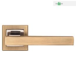 Дверные ручки MVM LOFT Z-1290 МАСС/PCF