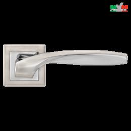 Дверные ручки MVM TEZA Z-1325 SN/CP