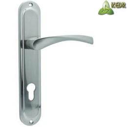 Дверные ручки Kedr 85.323 SN матовый никель