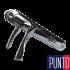 Дверные ручки Punto Corona STL Yale 85 mm CP хром