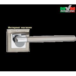 Дверные ручки MVM A-2006 SN/CP