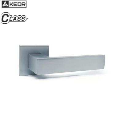 Дверная ручка KEDR ULTRA R21.210 MCP АЛЮМИНИЙ ТЕРТЫЙ