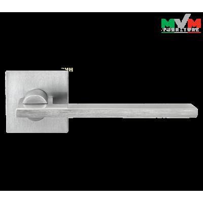 Дверные ручки MVM Z-1450 MOC матовый старый хром