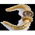 Дверные ручки Siba Sultan Z42-0-85-85 античная бронза