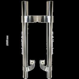 Комплект ручек ANTABA 1000 мм хром