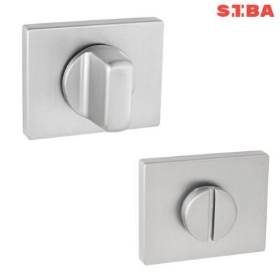 Фиксатор WC Siba R12 6-55-55 матовый хром