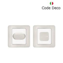 Фиксатор Code Deco WC 2207-SN матовый никель