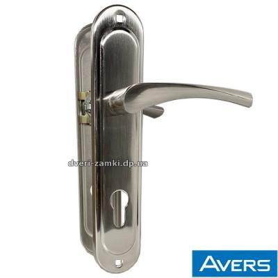Дверные ручки Avers HP-85.1823-NIS матовый никель