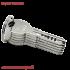 Цилиндр Kale 164 ASM 35x10x40 85 мм никель (с сигнализацией)
