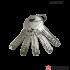 Цилиндр Kale 164 SNC/80 35x10x35 никель