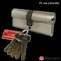 Цилиндр Kale 164 BNE/71 (26x10x35) никель