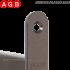 Ответная планка AGB Easy-Matic XT B01000.40.22 бронза
