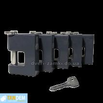 Набор замков под один ключ Тандем ВС4
