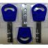 Цилиндр Mul-T-Lock Classic 70 мм 35x35 ключ тумблер