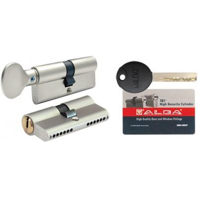 Цилиндр Alba 70 мм (35*35) ключ тумблер