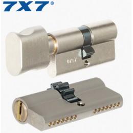 Цилиндр Mul-T-Lock 7x7 110 мм 45x65 ключ тумблер