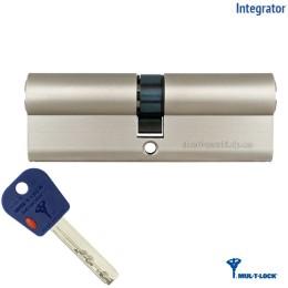Цилиндр Mul-T-Lock Integrator 100 мм 50x50 5KEY