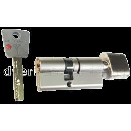 Цилиндр Mul-T-Lock 7x7 71 мм 31x40 ключ тумблер