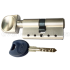 Цилиндр Apecs серии XS-60-Z-C S матовый хром