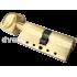 Цилиндр Apecs XS-70-Z-C G золото
