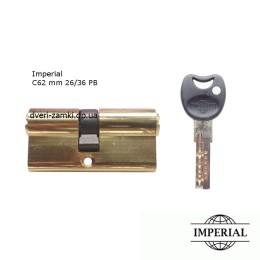 Цилиндр Imperial C 62 mm (26/36) PB