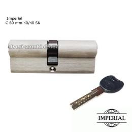 Цилиндр Imperial C 80 mm (40/40) SN