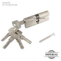 Цилиндр Imperial IC 70 mm (35/35) SN