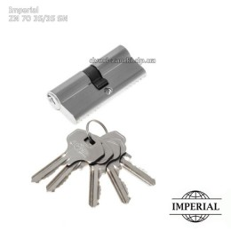 Цилиндр Imperial ZN 70 mm (35x35) SN