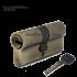 Замок Siba 10152/3MR 45 мм с ручками A-85/40-012 AB бронза
