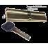 Цилиндр Imperial C 120 mm 60/60 PB ключ/ключ золото
