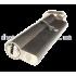 Цилиндр Imperial Zamak ZCK 90 mm ключ/тумблер матовый хром