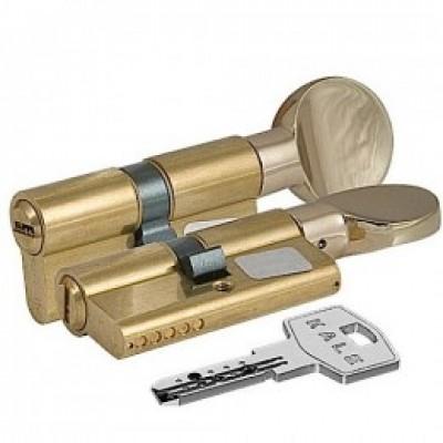 Цилиндр Kale серии 164 BM/100 40x10x50 ключ-тумблер