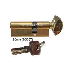 Цилиндр Manera 80 мм 30x50KT